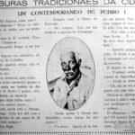 """Revista """"A Máscara"""" Porto Alegre, 01/01/1925. Acervo do Museu de Comunicação Social Hipólito José da Costa"""