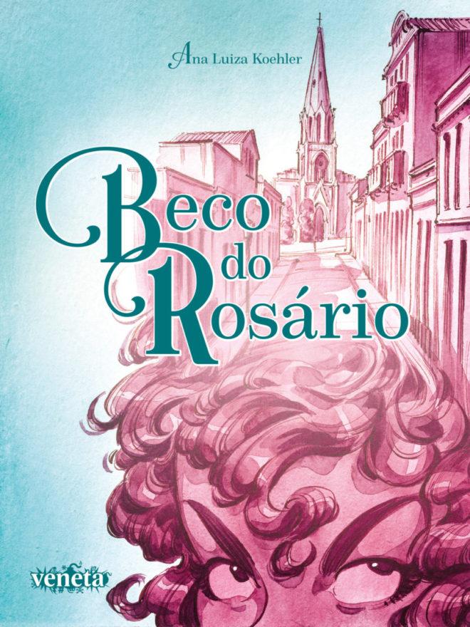 Beco do Rosário - capa