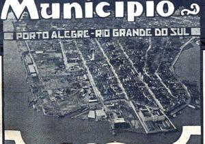 Revista do Município, 1927, Ed. 1, capa.
