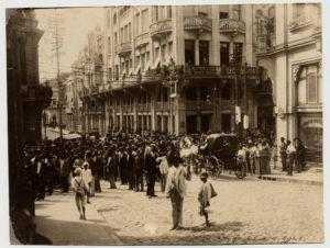 O Coração de Porto Alegre. décadas 1910-1920