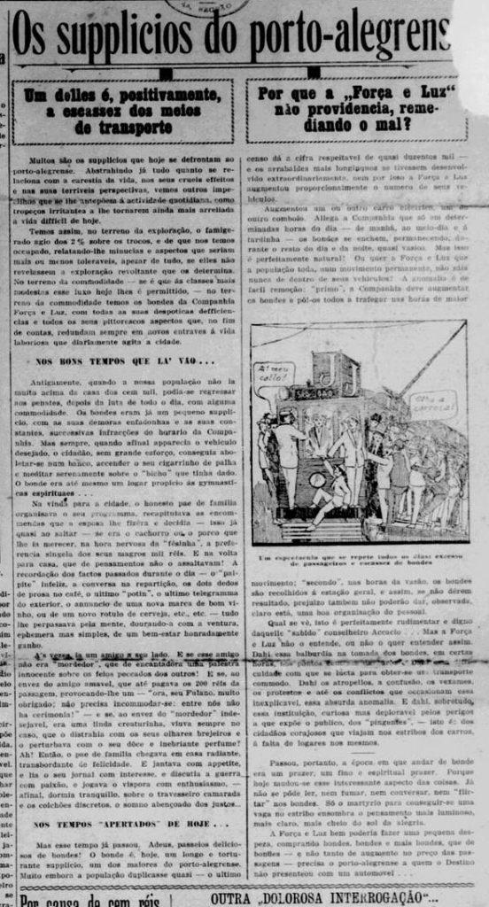 Novidades, Ed0004, 29/05/1923, s/p. Hemeroteca Digital da Biblioteca Nacional.
