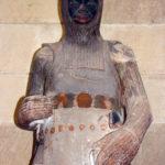 Escultura de São Maurício. Magdeburg, Alemanha, ca. 1250.