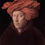 Homem de turbante, Jan van Eyck. Séc. XV.