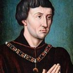 Carlos, o Temerário. Séc. XV