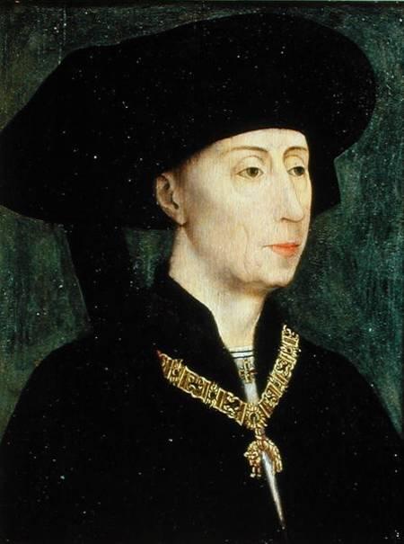 Felipe o Bom. Séc. XV