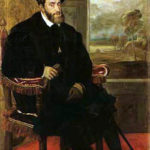 Carlos V. Ticiano, 1548.