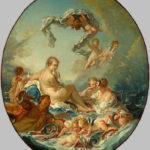 Triunfo de Vênus. François Boucher, séc. XVIII