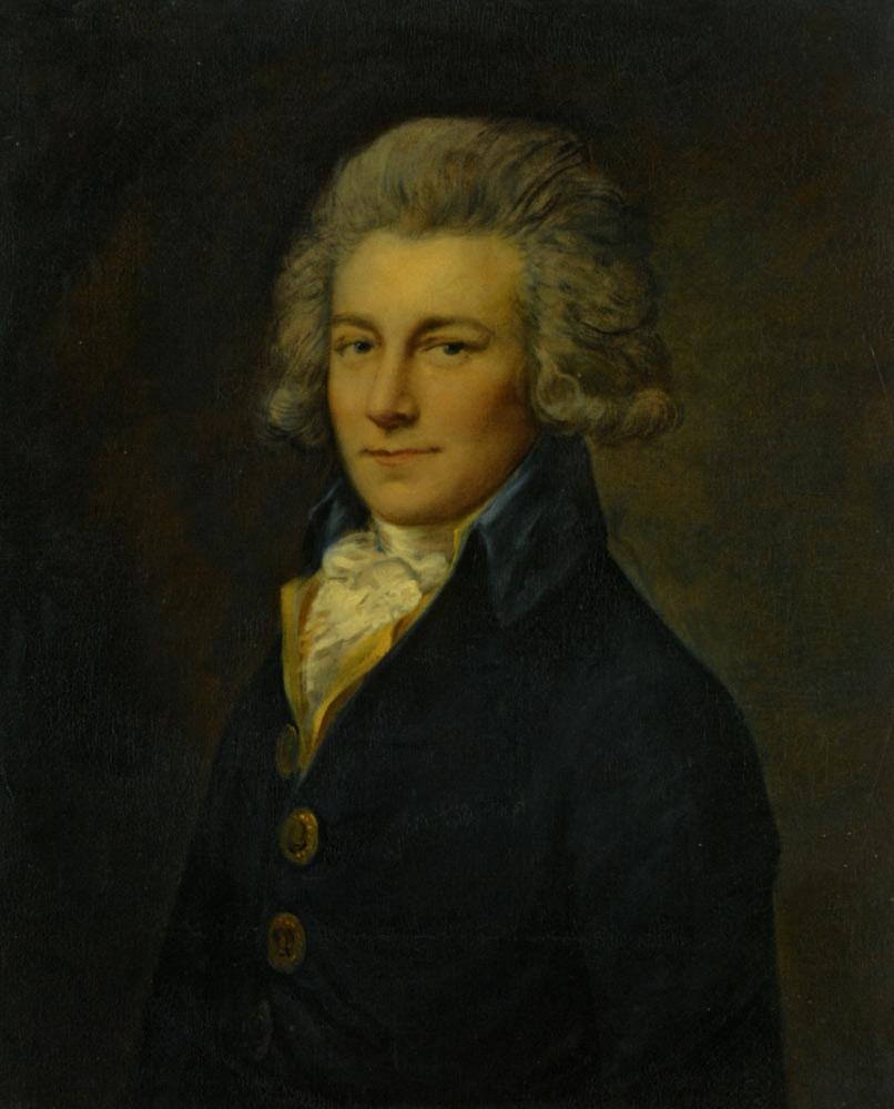 Retrato de Peter Godfrey. Thomas Gainsborough, ca. 1780