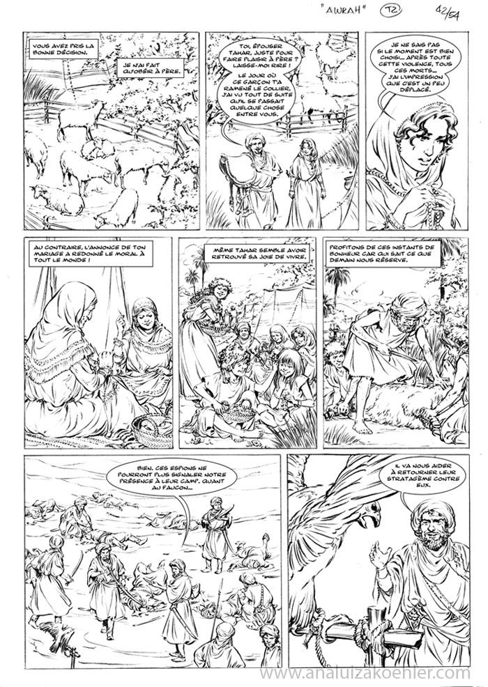 Awrah tome 2 , page 42