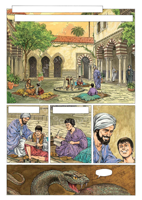 Awrah tome1, page 7