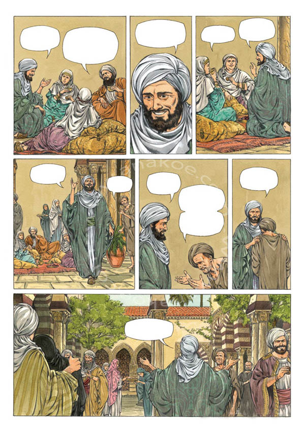 Awrah tome1, page 10