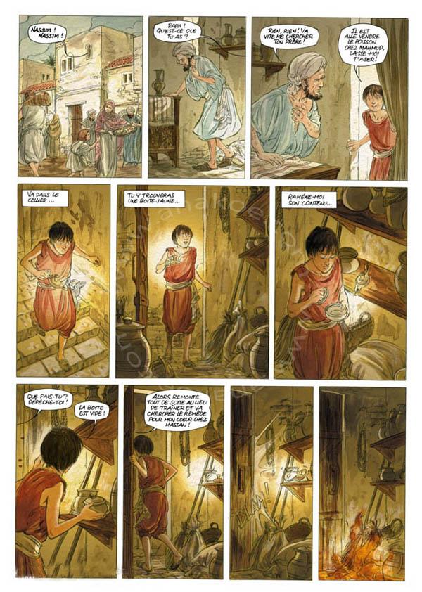 Awrah tome 2 , page 28