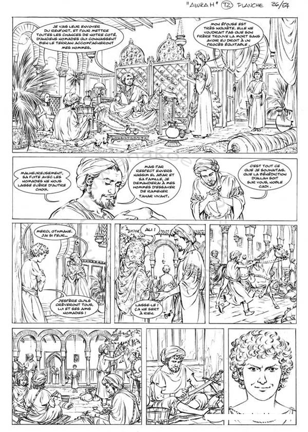 Awrah tome 2 , page 36