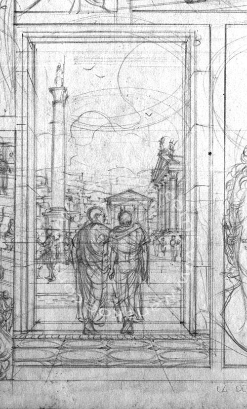 Carthage - Roman Curia sketch (2)