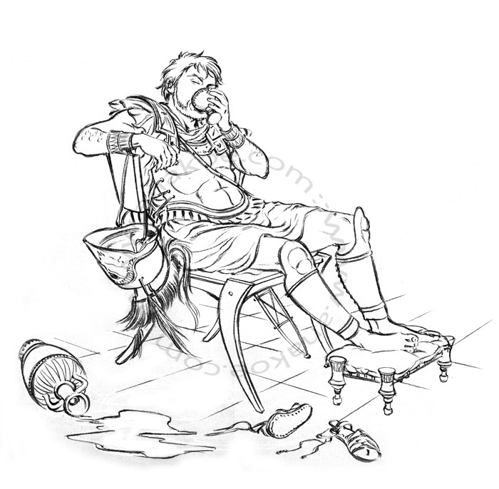 Drinking Hannibal