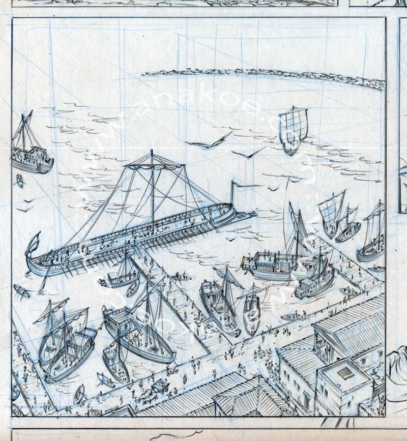 In portu