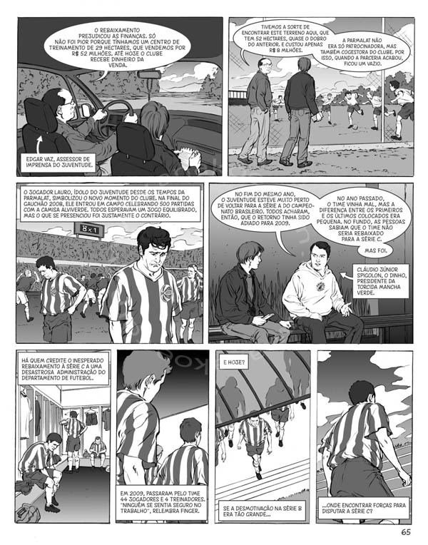 Juventude, page 4
