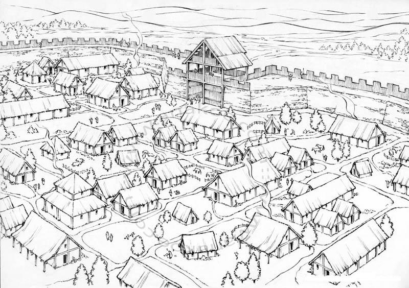 Kelten Römer - oppidum (3)