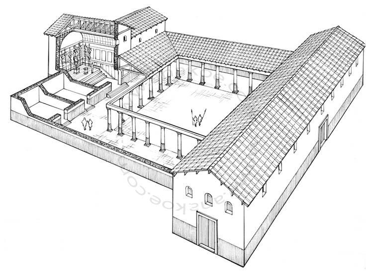 Römermuseum Osterburken - imperial sanctuary (1)