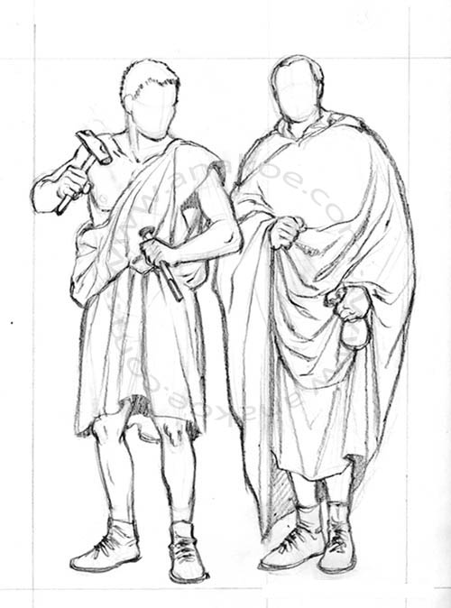 Römermuseum Osterburken - Roman craftsman and banker (23)