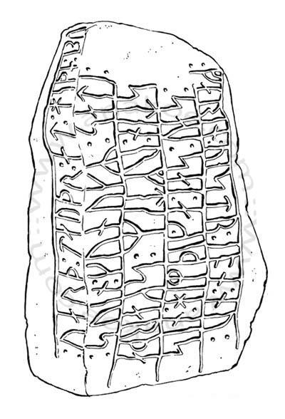 Wikinger-Museum Haithabu - Skarthi stone (14)