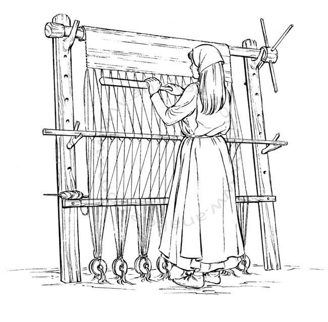 Wikinger-Museum Haithabu - weaving (17)